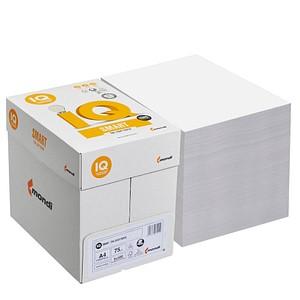 IQ Kopierpapier SMART 75 g/qm 2.500 Blatt Maxi-Box
