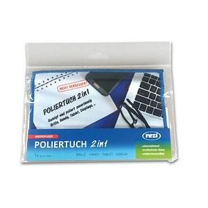 Rezi Poliertuch 2in1 Premium Mikrofasertücher