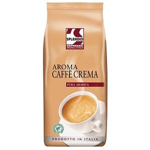 SPLENDID AROMA CAFFÈ CREMA Kaffeebohnen 1,0 kg