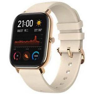 AMAZFIT GTS Smartwatch weiß, gold A1914 gold