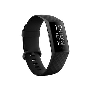 FitBit charge 4 Fitnesstracker schwarz FB417BKBK
