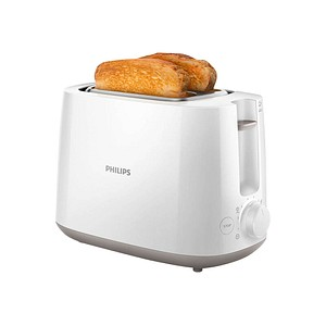 PHILIPS HD 2581/00 Toaster weiß
