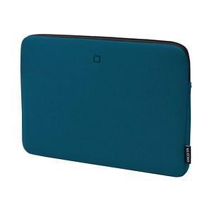 DICOTA Laptoptasche BASE Kunstfaser blau