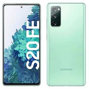 SAMSUNG Galaxy S20 FE Dual-SIM-Smartphone cloud mint 128 GB