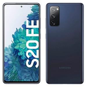 SAMSUNG Galaxy S20 FE Dual-SIM-Smartphone cloud navy 128 GB