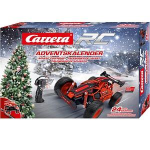Carrera® 2,4 GHZ Buggy Adventskalender Adventskalender rot