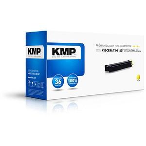 KMP K-T76Y gelb Toner ersetzt KYOCERA TK-5160Y