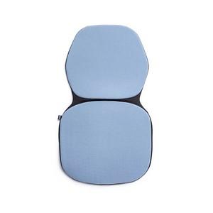 sedus Sitzpolster für Bürostühle se:spot blau