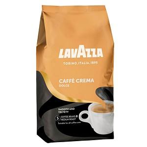LAVAZZA CAFFÈ CREMA DOLCE Kaffeebohnen 1,0 kg
