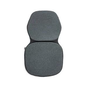 sedus Sitzpolster für Bürostühle se:spot grau