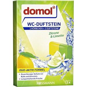 domol Zitrone & Limette WC-Duftspüler Zitrone, Limette
