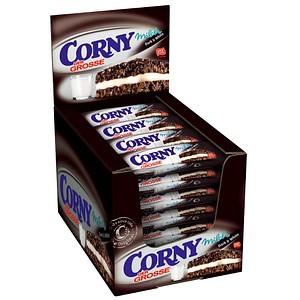 CORNY milch Dark & White Müsliriegel 24 Riegel