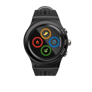 acme SW301 Smartwatch schwarz, grau 228592
