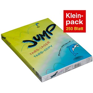 JUMP Laserpapier FARB-LASER 90 g/qm 250 Blatt