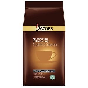 JACOBS Nachhaltige Entwicklung - Caffè Crema Kaffeebohnen 1,0 kg