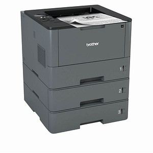 brother HL-L5100DNTT Laserdrucker grau