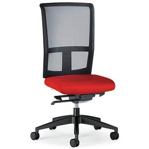 interstuhl GOAL-AIR Bürostuhl rot