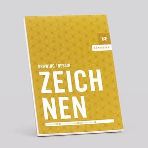 RÖMERTURM Zeichenblock ZEICHNEN A4 88808849