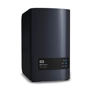 Western Digital My Cloud EX2 Ultra 6 (2x3) TB Netzwerkfestplatte WDBVBZ0060JCH-EESN