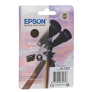 EPSON 502/T02V14 schwarz Tintenpatrone