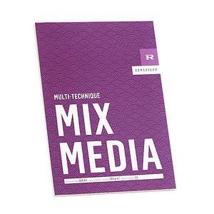 RÖMERTURM Zeichenblock MIX MEDIA DIN A4 88808853