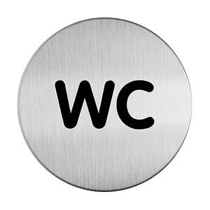 DURABLE Piktogramm - WC
