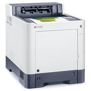 KYOCERA ECOSYS P6235cdn Farb-Laserdrucker grau