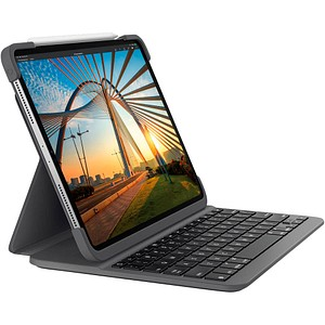 Logitech SLIM FOLIO PRO Tablet-Tastatur