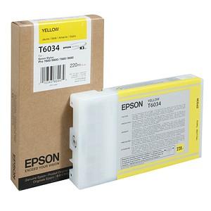 EPSON T6034 gelb Tintenpatrone