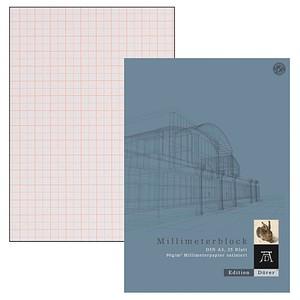 Edition Dürer Millimeterblock DIN A3 Millimeter