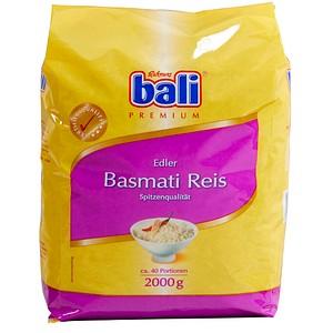 Rickmers bali PREMIUM Basmati Reis 2,0 kg