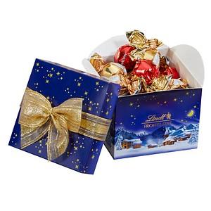Lindt Weihnachts-Zauber Präsent Pralinen 22 Pralinen