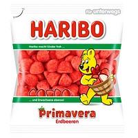 HARIBO Primavera Erdbeeren Schaumzucker 100,0 g