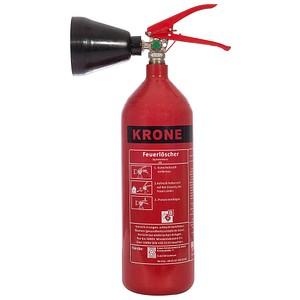 KRONE Feuerlöscher CO2 2,0 kg