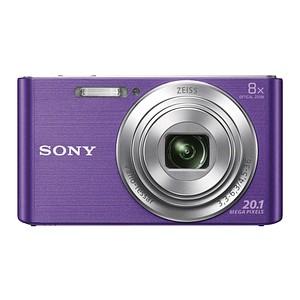 SONY DSC-W830 Digitalkamera lila 20,1 Mio. Pixel
