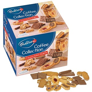 Gebäck Coffee Collection von Bahlsen