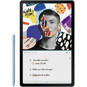 SAMSUNG Galaxy Tab S6 Lite LTE Tablet 26,3 cm 10,4 Zoll 64 GB blau