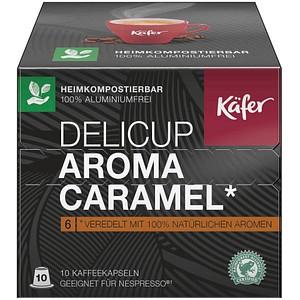 Käfer DELICUP ESPRESSO MILA Kaffeekapseln 10 Portionen