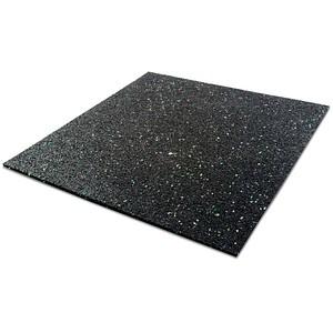 SKY Antivibrationsmatte schwarz gemustert 125,0 x 600,0 cm