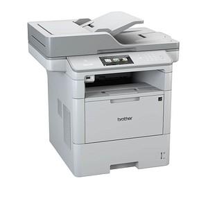 brother DCP-L6600DW 3 in 1 Laser-Multifunktionsdrucker grau