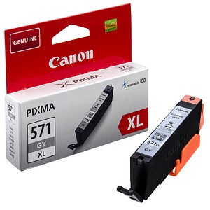 Canon CLI-571 XL GY grau Tintenpatrone