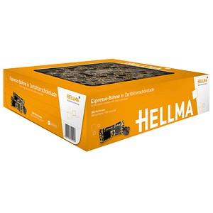 HELLMA Espresso-Bohne in Zartbitterschokolade Schokolade 380 St.