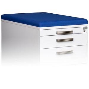 HAMMERBACHER Sitzkissen blau