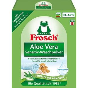 Frosch® Aloe Vera Sensitiv Waschmittel 1,35 kg