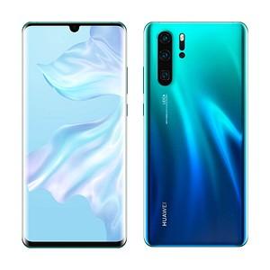 HUAWEI P30 Pro Dual-SIM-Smartphone aurora-blue 128 GB 51093RUD