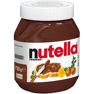 nutella Nougatcreme 750,0 g