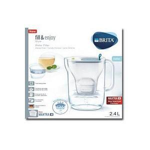 BRITA fill&enjoy Style Cool MAXTRA+ Tischwasserfilter
