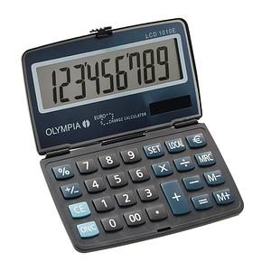 OLYMPIA LCD-1010E Taschenrechner