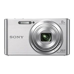 SONY DSC-W830 Digitalkamera silber 20,1 Mio. Pixel