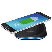 MediaRange Induktive Ladestation für Qi-fähige Smartphones